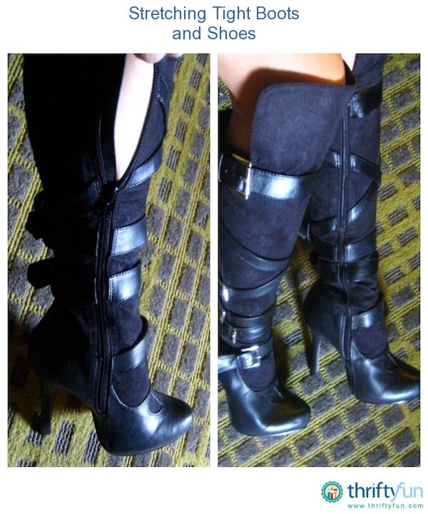 stretching tight boots and shoes style beauty fashion shoes rh pinterest com