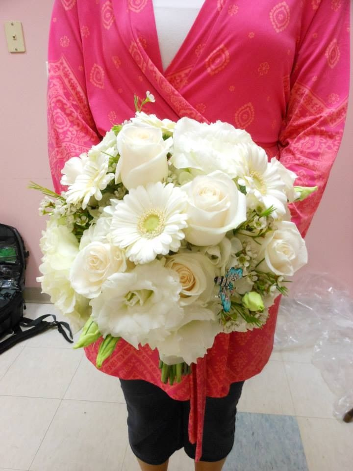 Pin by fourseasons brookville on wedding flowers gerbera