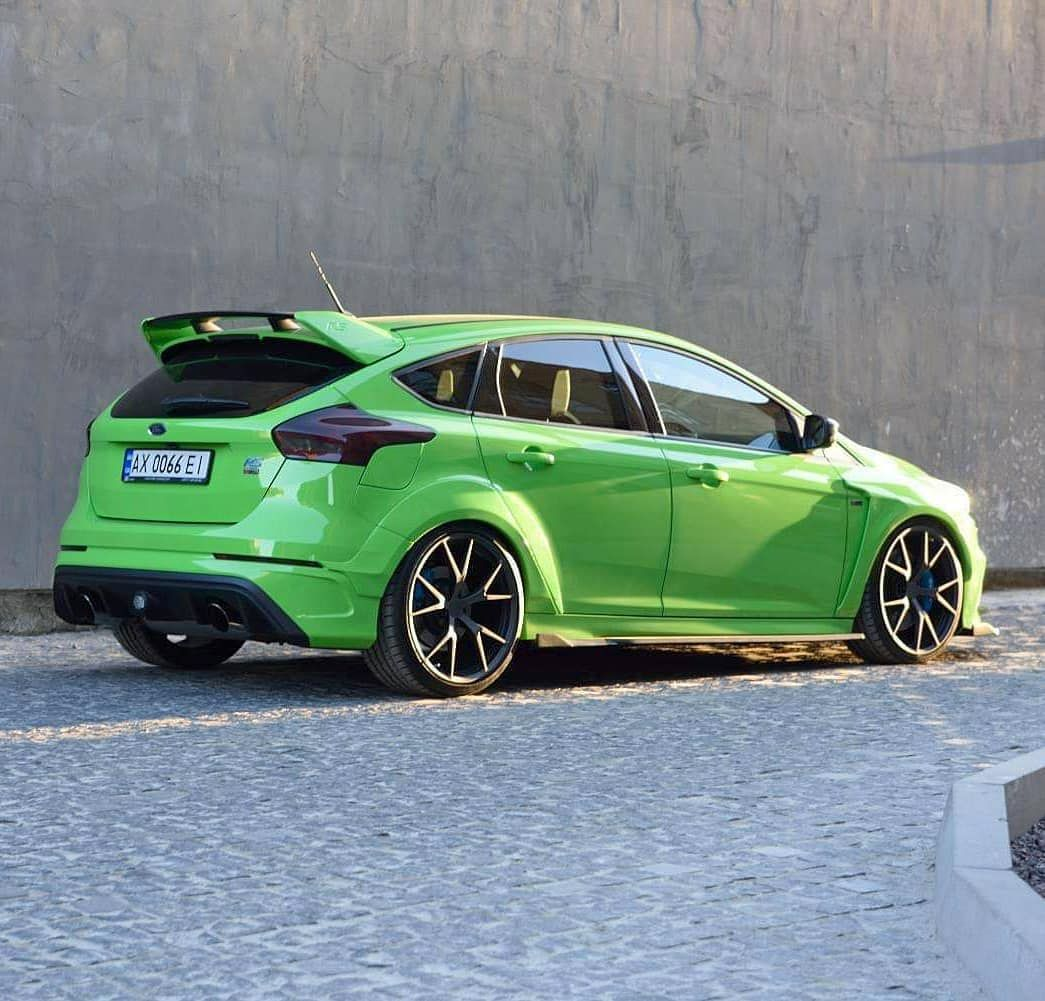 Pin On Ford Focus Rs