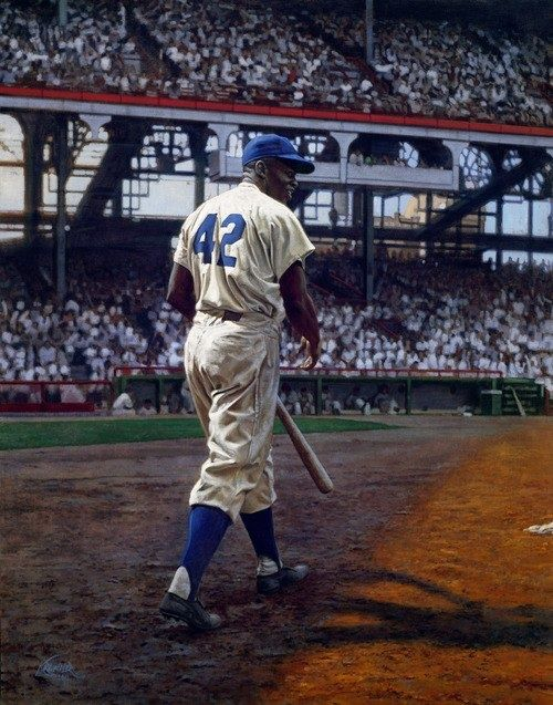 06706ba72c1caa Jackie Robinson - first African American to play in the Major Leagues.  Arguably the greatest baseball player of all time, but no question he was  the most ...