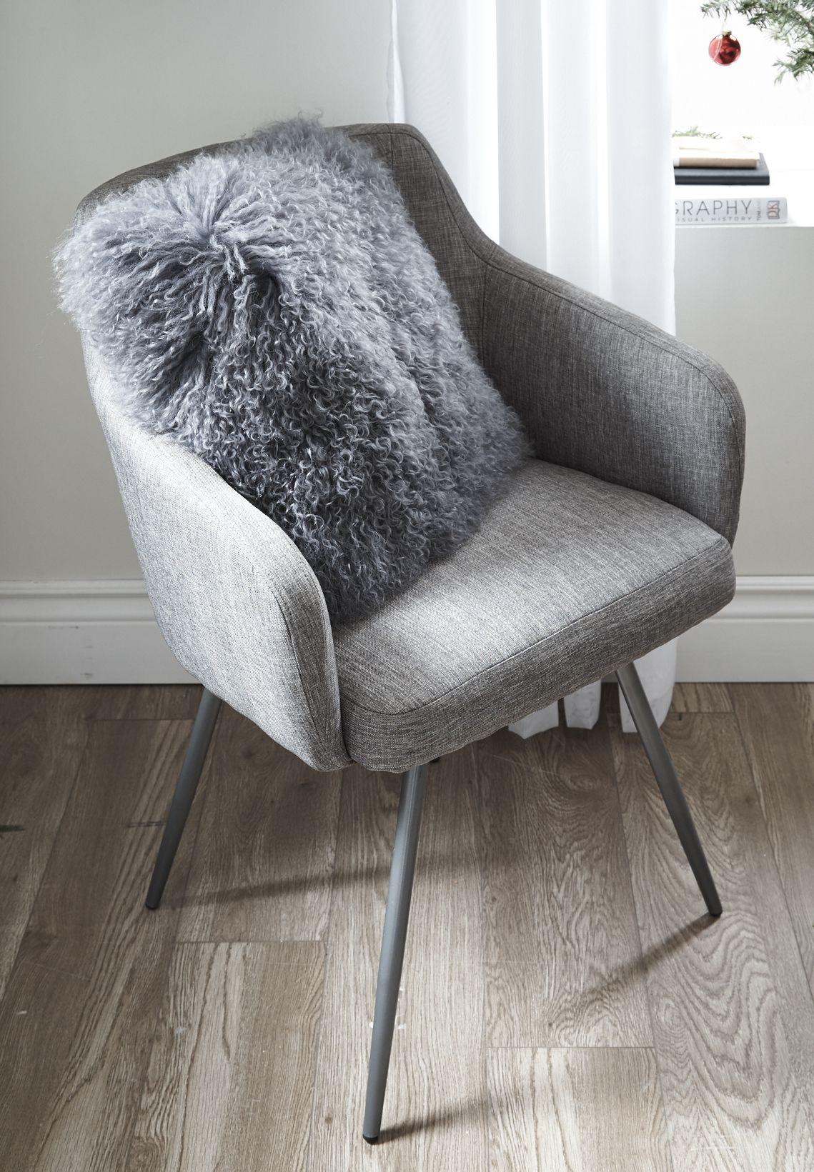 . Soft Modern Occasional Chair    MyBrickHome Holiday 2017