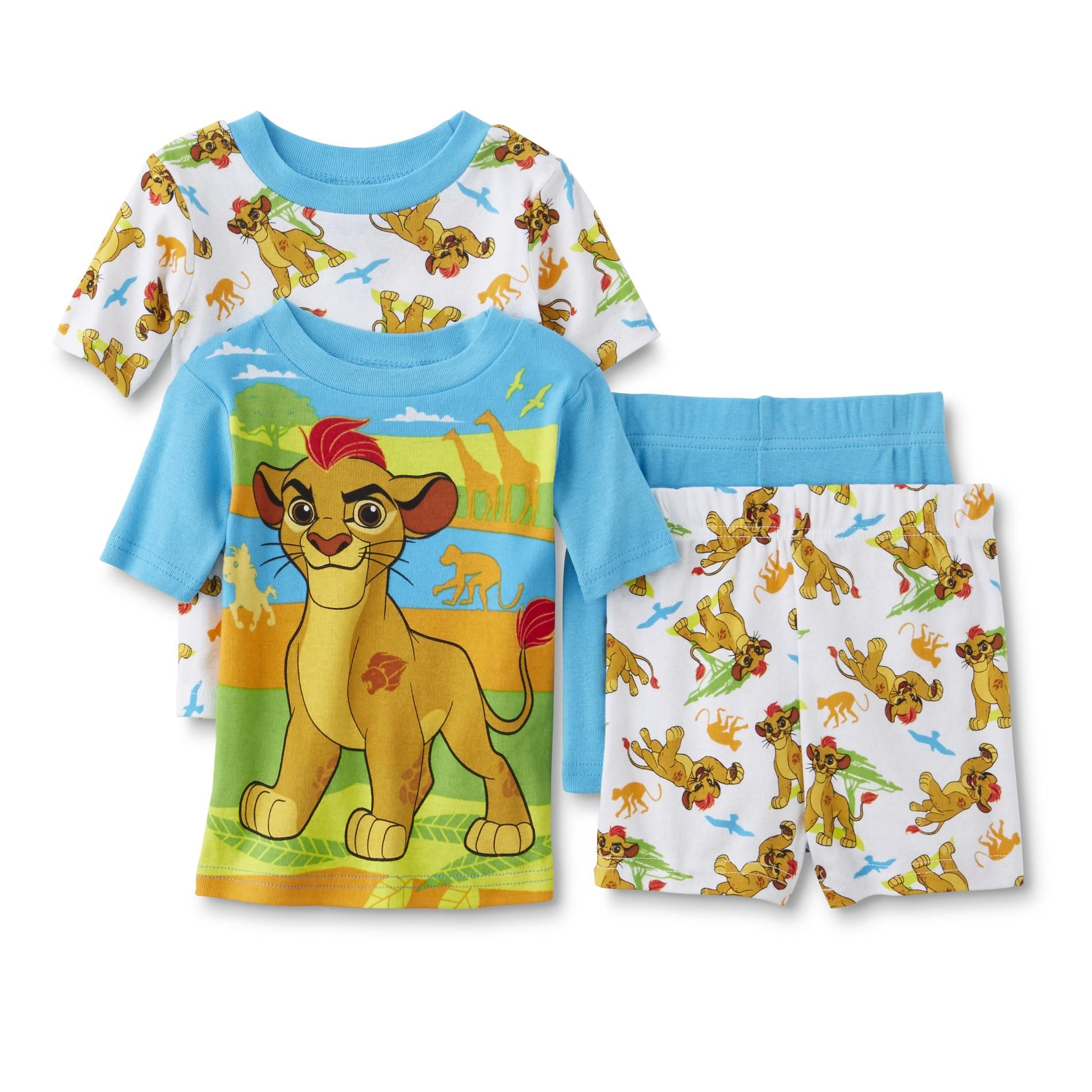 Disney Baby The Lion Guard Infant Toddler Boys 2 Pairs Pajamas Toddler Boy S Baby Disney Boy Outfits Toddler Fashion