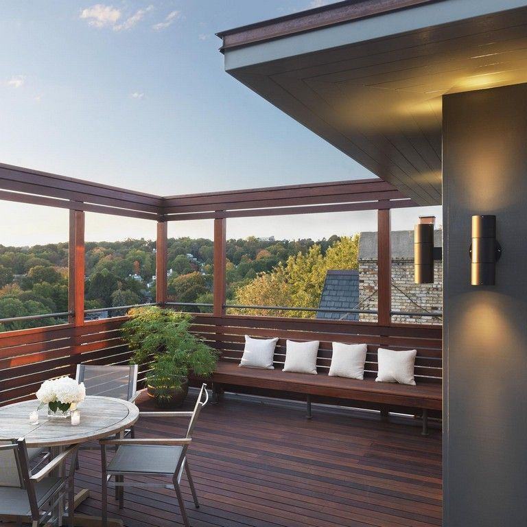 Rooftop Decor, Terrace Design, Rooftop Design