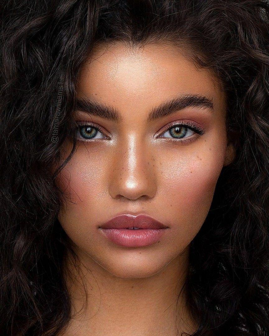 Pinterest🦋msbrookieee in 2019 Beauty makeup, Glowy