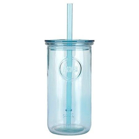 e2c6c1633e1 Ello Newport 20oz Glass Tumbler with Straw - Water : Target ...
