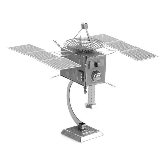 3D Metallic Spacecraft Nano Scale Models