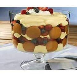 Quick Lemon-Berry Trifle Allrecipes.com