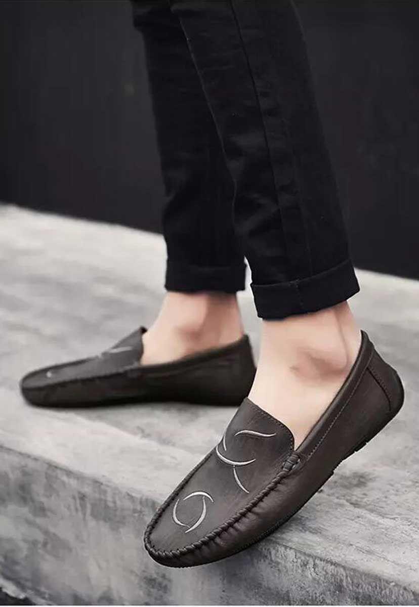 new design loafer shoes