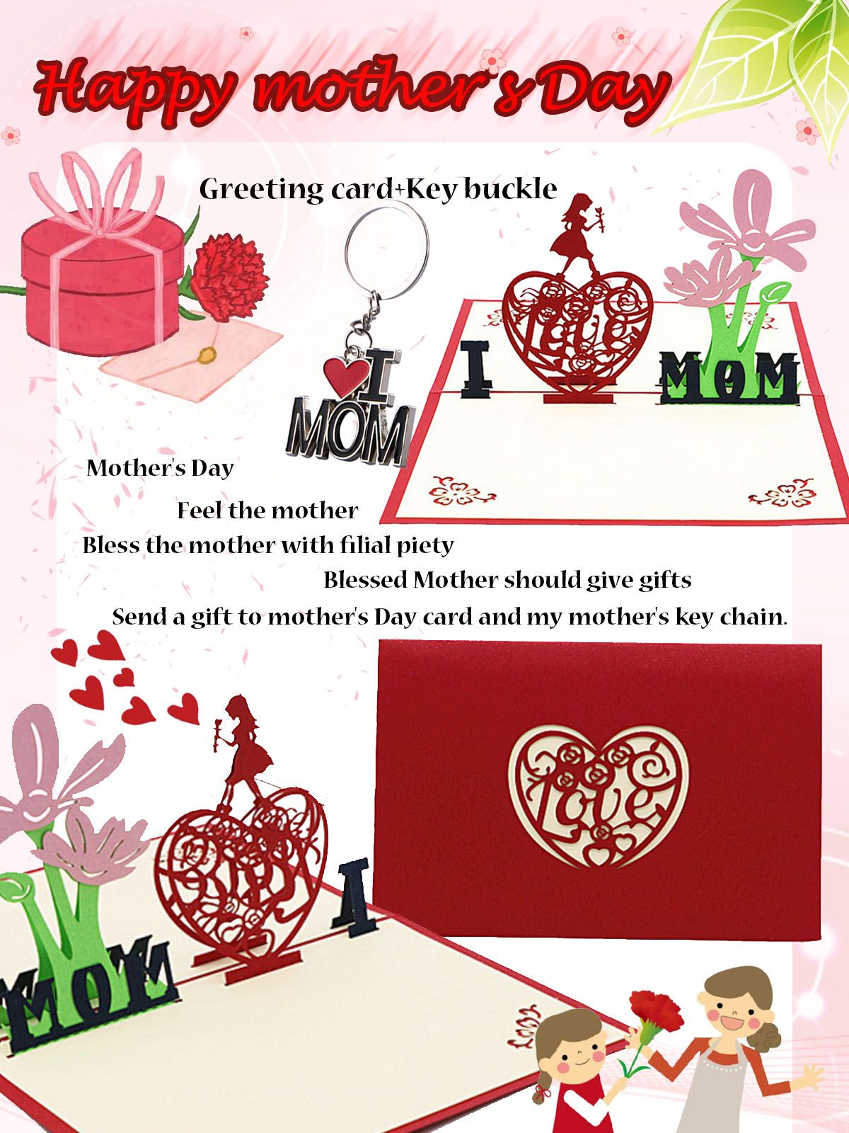 Mother's Day Gift Cards Amazon 2021