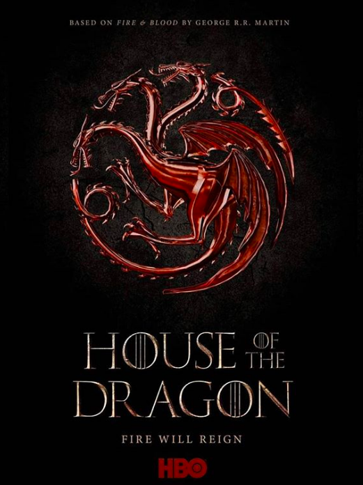 House Of The Dragon Game Of Thrones Prequel Hbo Game Of Thrones House Of Dragons