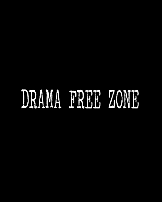 I'm fed up with the drama... I just want peace, a simple