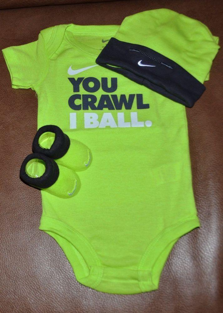 Cotton Blend Short Sleeve Unisex Outfits & Sets (Newborn-5T) | eBay