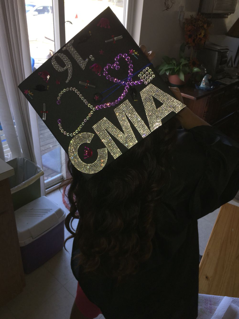 Medical Assistant Grad Cap Fashionnnn Medical