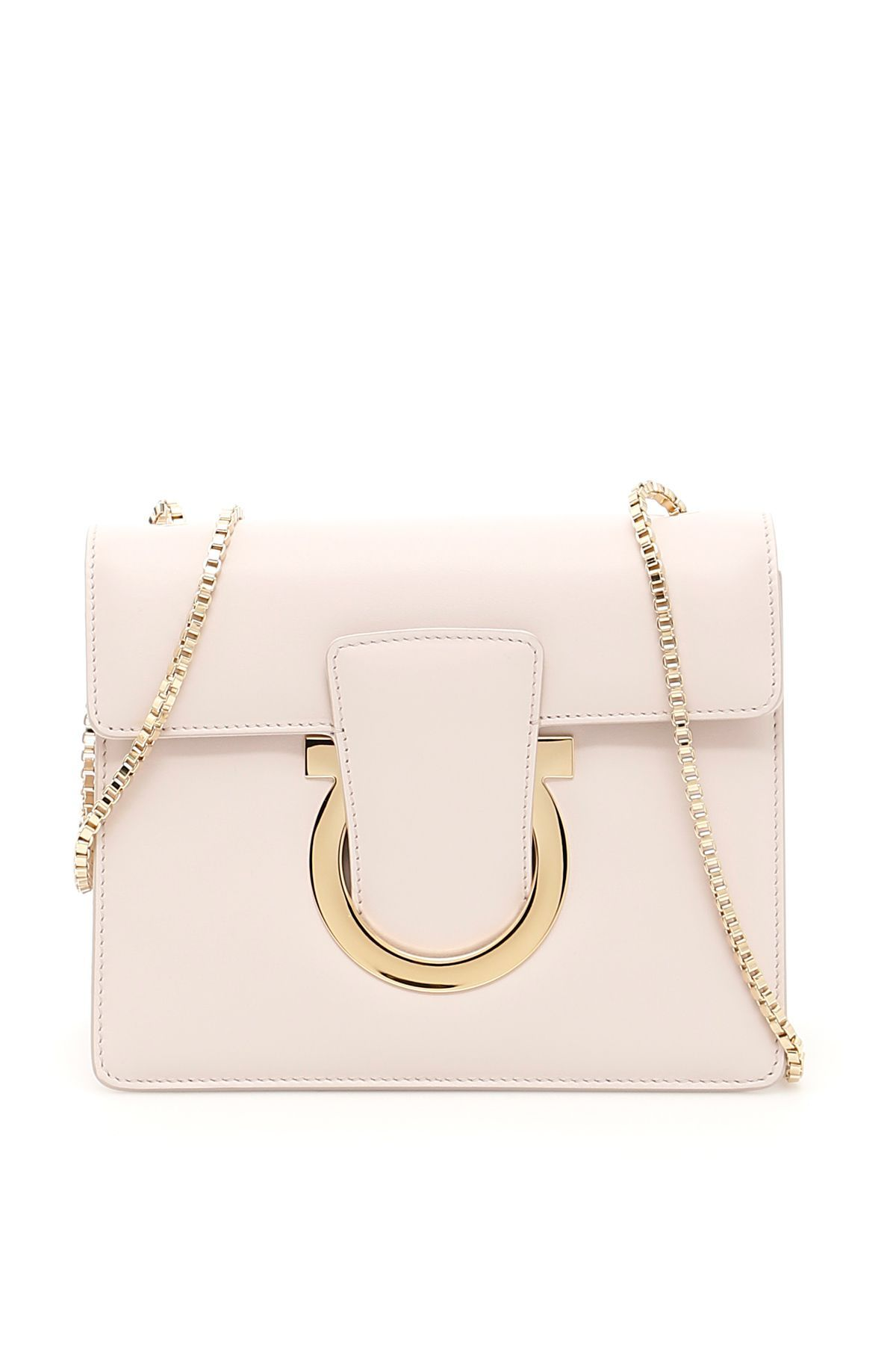 502bf5370cd SALVATORE FERRAGAMO THALIA CROSSBODY BAG.  salvatoreferragamo  bags  shoulder  bags  leather  crossbody  lining