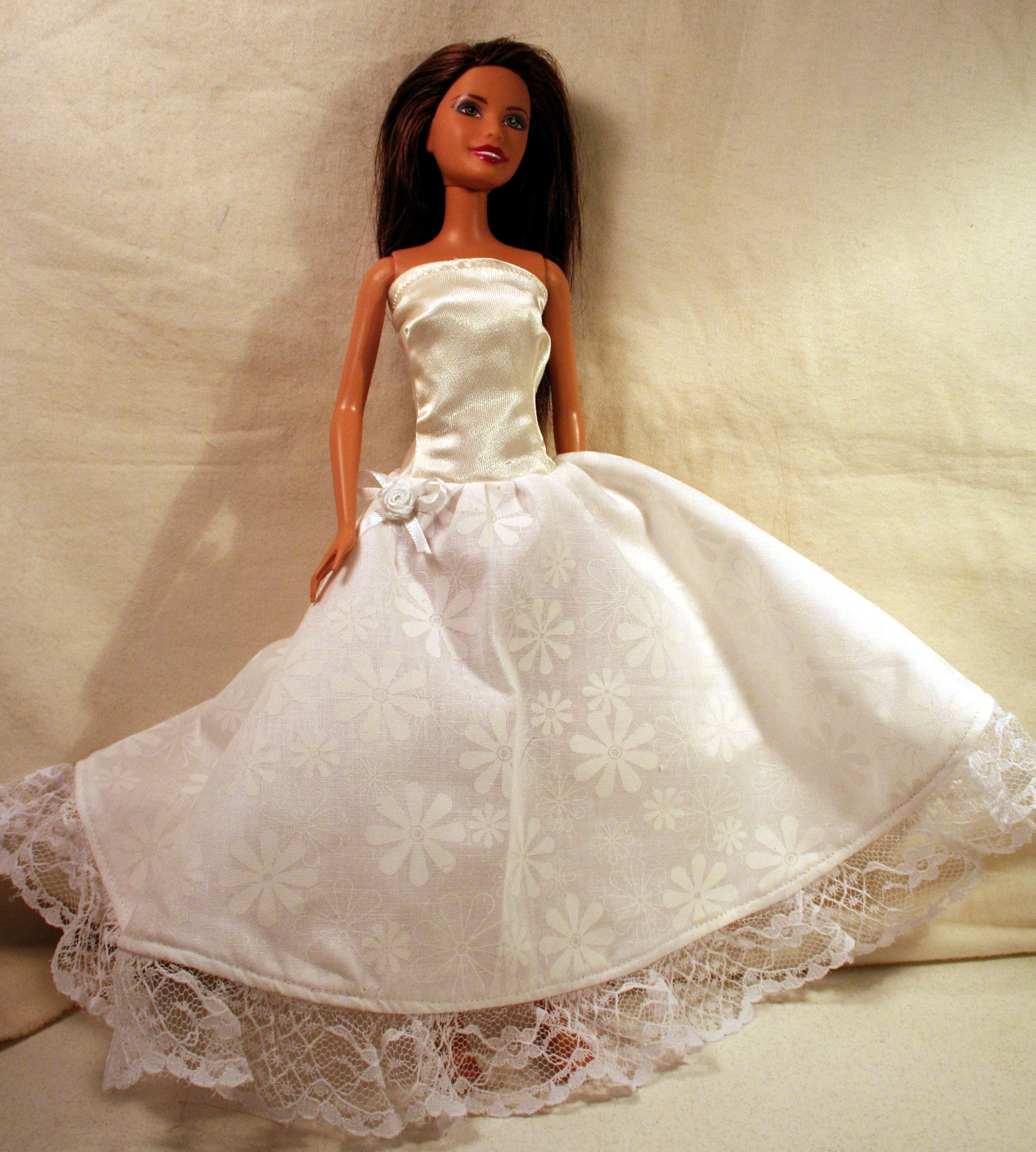 Barbie Wedding Dress: Barbie Wedding Dress#Repin By:Pinterest++ For IPad