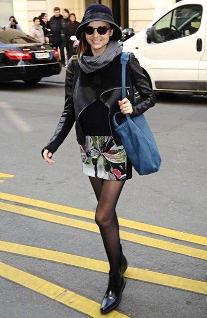 海外セレブ最新画像・ファッションブログ DailyCelebrityDiary*#02-ミランダ・カー