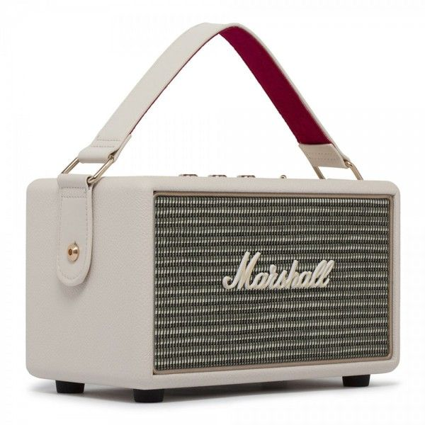 Marshall Kilburn Wireless Stereo Bluetooth Speaker - Cream