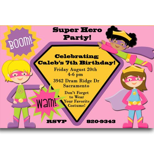 Free Evite Birthday Party Invitations