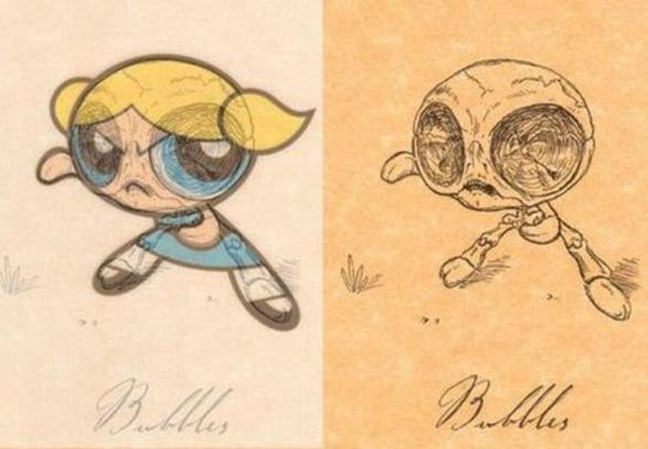 Anatomy Of Cartoon Characters Brodies Board Pinterest