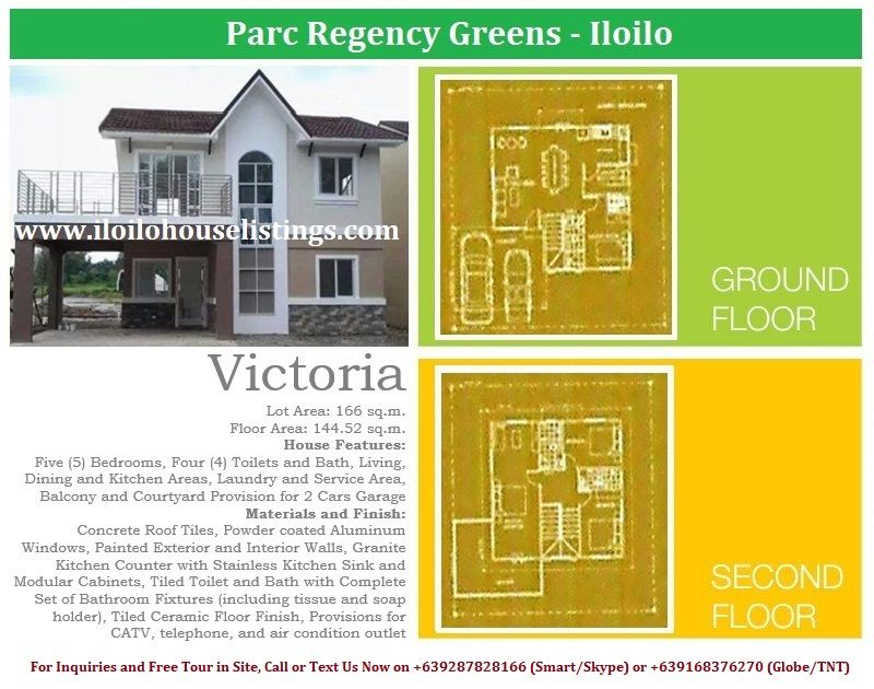 Elegant Victoria House And Lot In Iloilo Philippines Victoria House Concrete Roof Tiles House