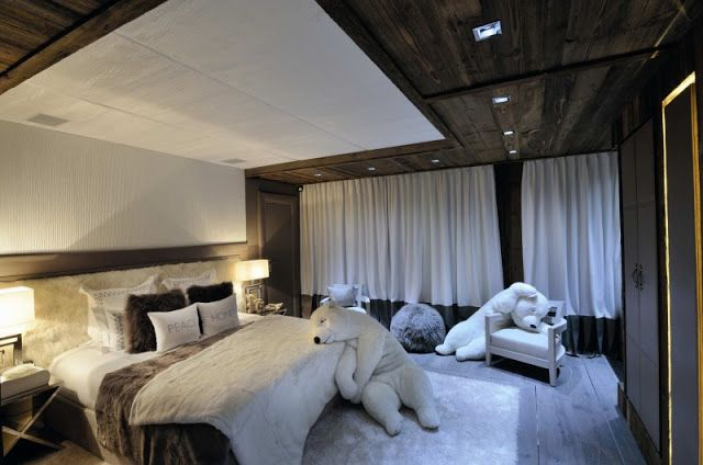 lavish-chalet-brickell-in-rhone-alpes | INTERIOR | Pinterest ...