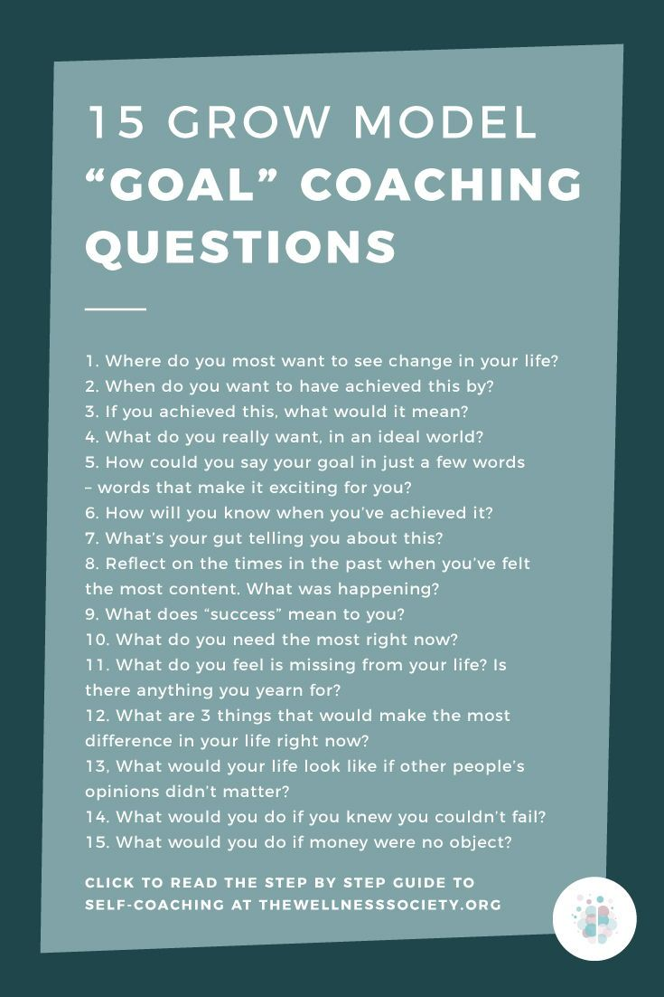 15 GROW model 'goal' coaching questions #coachingmodels #coachingtools #coachingworksheets #powerfulcoachingquestions #lifecoaching #lifecoachingtools #lifecoachingtools