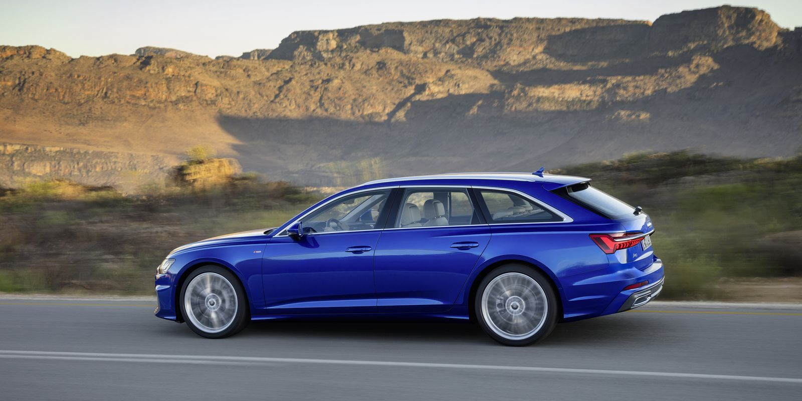 2019 Audi A6 Avant Is Beautiful Even If It Won T Come To The Us