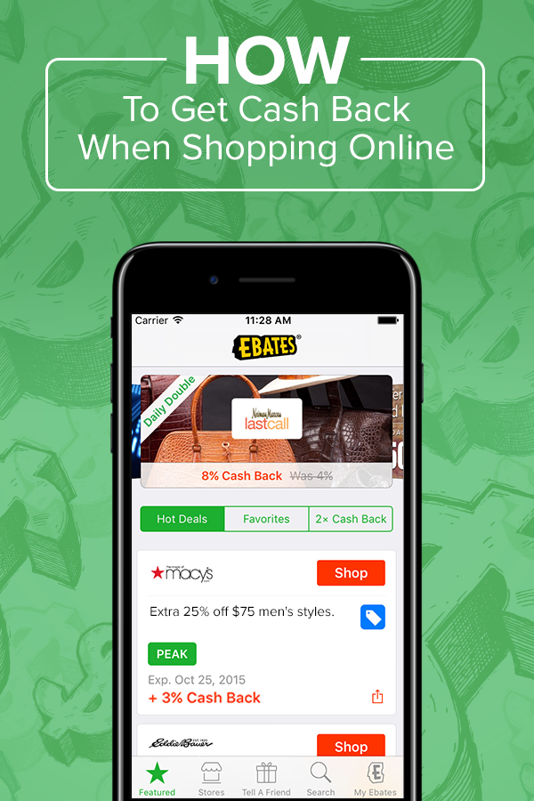 Shop and save at over 2,000 stores with the free app from