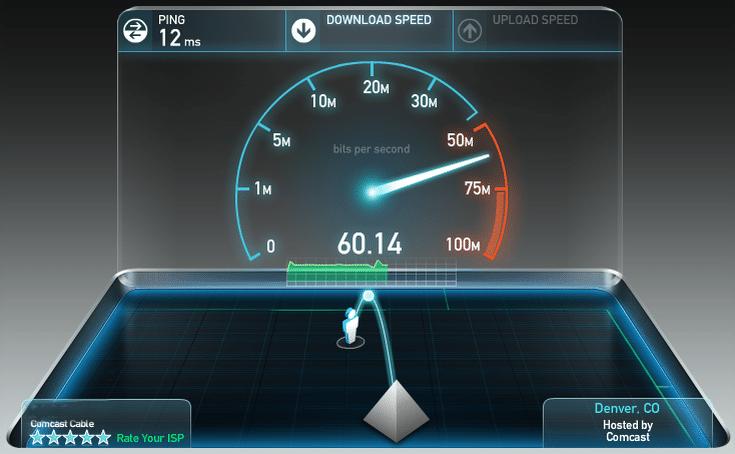 The Best Internet Speed Test Sites | Home | Internet speed test