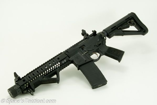 Spikes tactical in 300 blackout suppressed ST Compressor SBR - 300BLK I WANT NOW!
