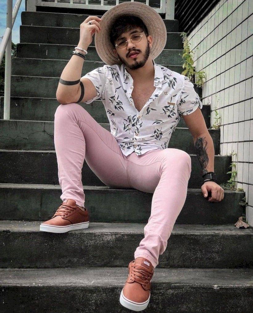 Pin de Ibrahim em DENIM LONG | Moda masculina, Roupas, Moda