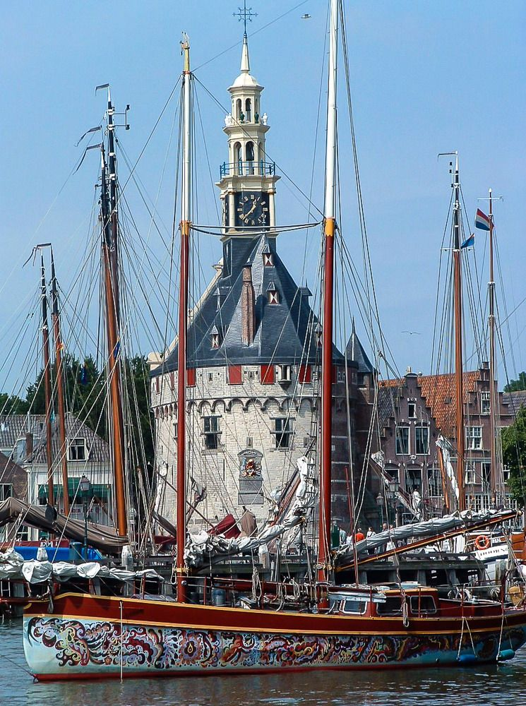 Hoorn (North Holland), The Netherlands. | Netherlands ...