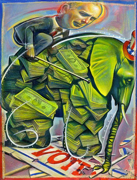 """Rudy Gutierrez """"Capitalism works."""" - Michael Bloomberg"""