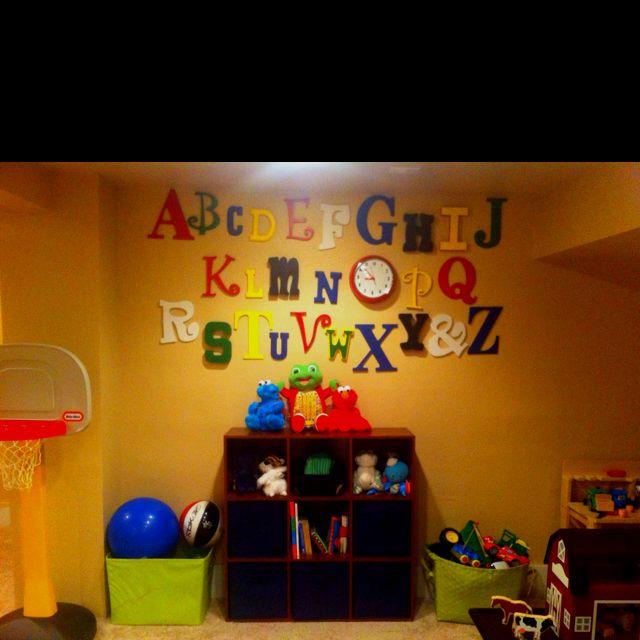 M s de 25 ideas incre bles sobre cuartos de juguetes en - Organizacion habitacion infantil ...