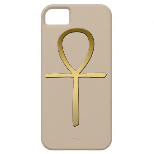 Ankh Egyptian Symbol Iphone 5 Cover Meaning Eternal Life This