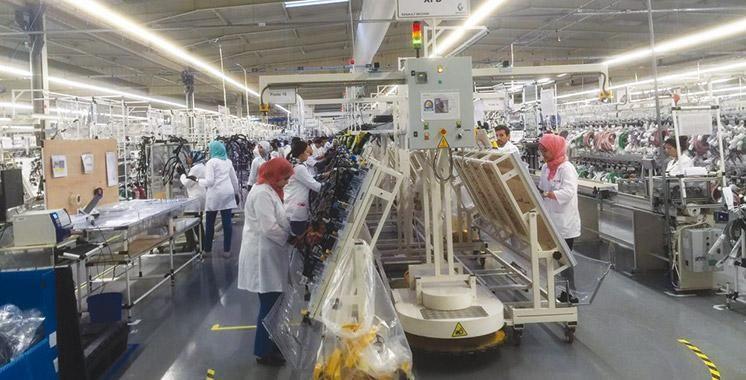 Offre d'emploi a Anapec Casablanca: 40 Opérateur sur machines électrique Type de contrat : Contrat D'insertion (Contrat anapec) Informations sur l'...