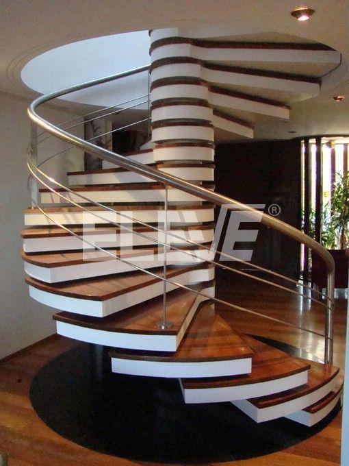 Pin de martha nunez en escaleras en 2019 escaleras - Escalera caracol de madera ...