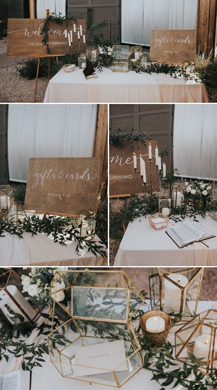 These 6 Mid-Century Modern Wedding Decor Ideas Will Make You Swoon ...