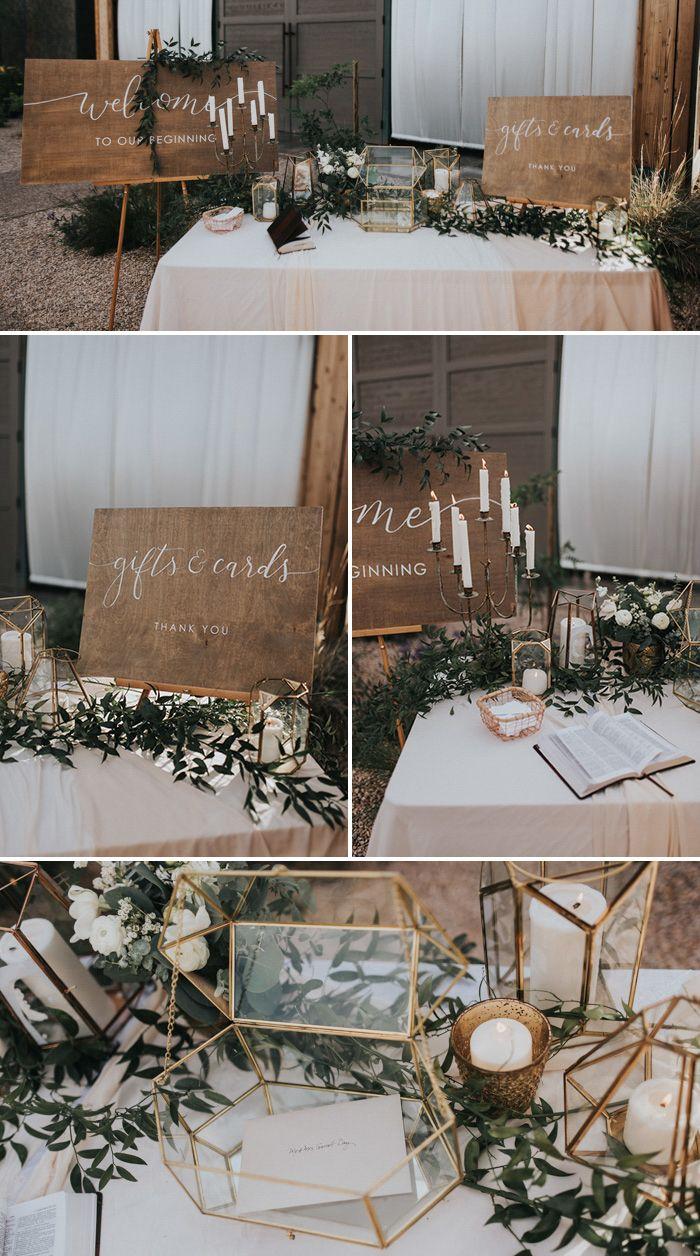 Modern wedding decor images  These  MidCentury Modern Wedding Decor Ideas Will Make You Swoon