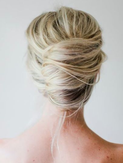simple and nice hair