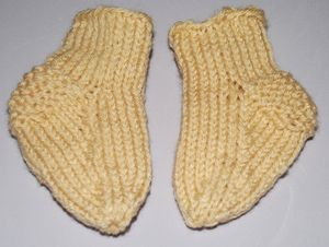 Knit Two Socks at a Time on Two Circular Needles, # ...