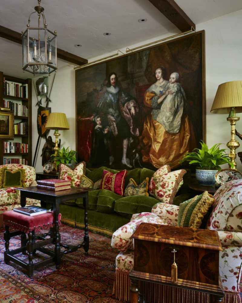 William Eubanks English Country Cottage In Memphis The Glam Pad Country Cottage Decor English Country Cottages English Decor