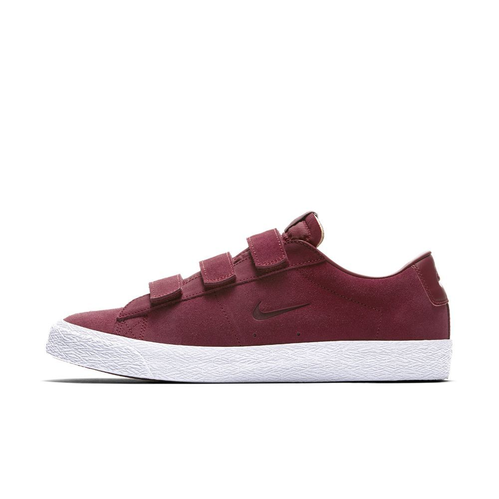 5f09718eba2540 Nike SB Blazer Low AC  Numbers  Men s Skateboarding Shoe Size 11.5 (Red)