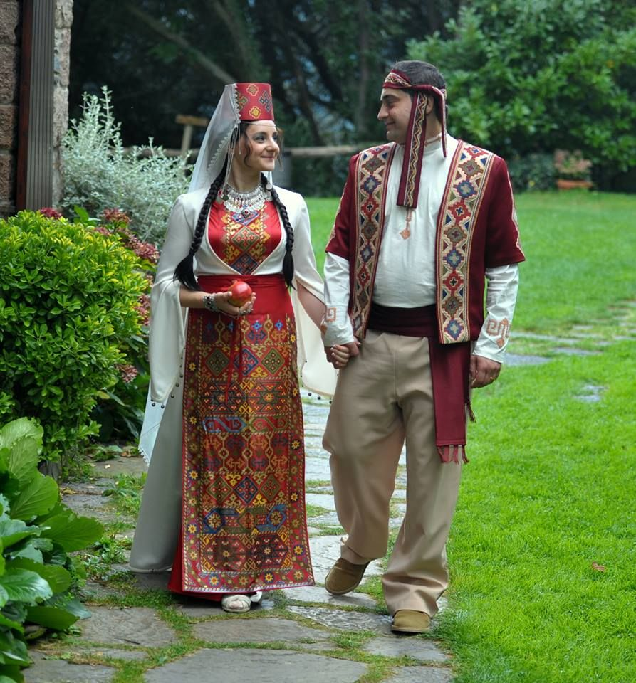 Տարազ- Armenian National Clothing | Armenia | Pinterest ...