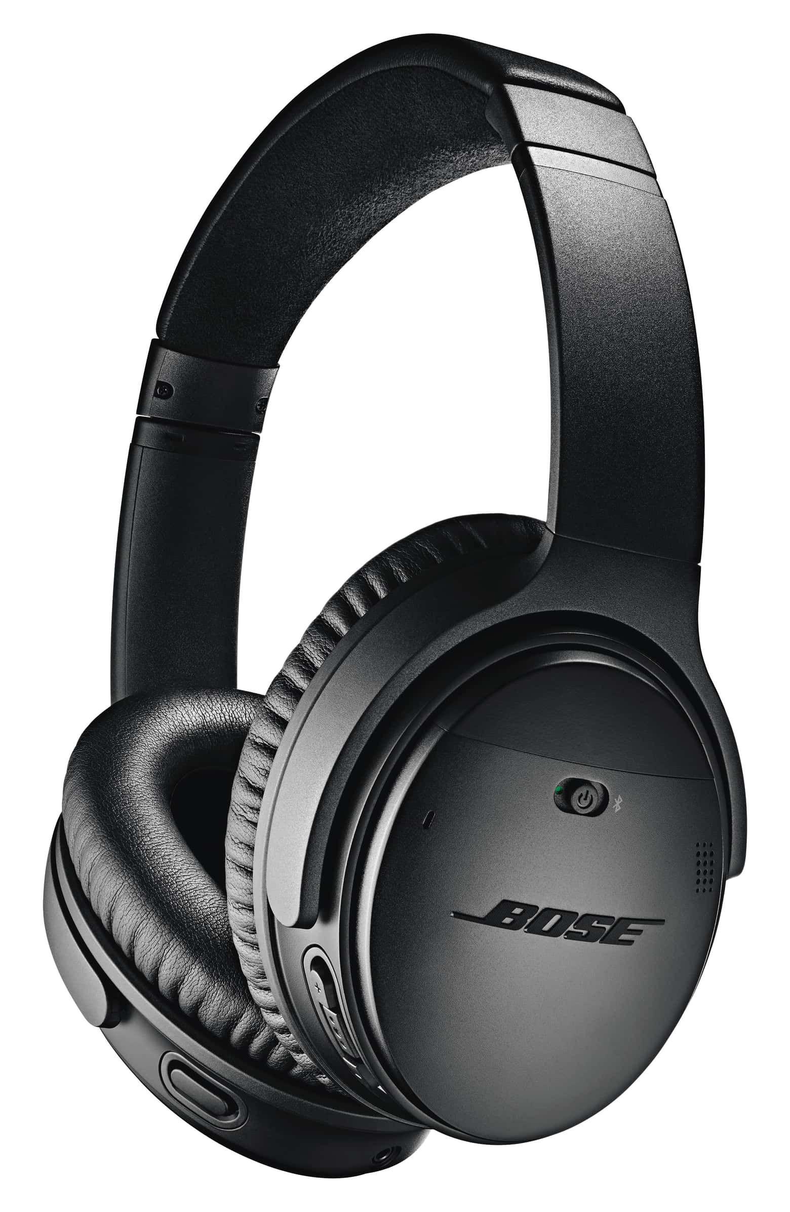 Bose Quietcomfort 35 Wireless Over Ear Headphones Ii With Google Assistant Best Noise Cancelling Headphones Bose Headphones Wireless Noise Cancelling Headphones