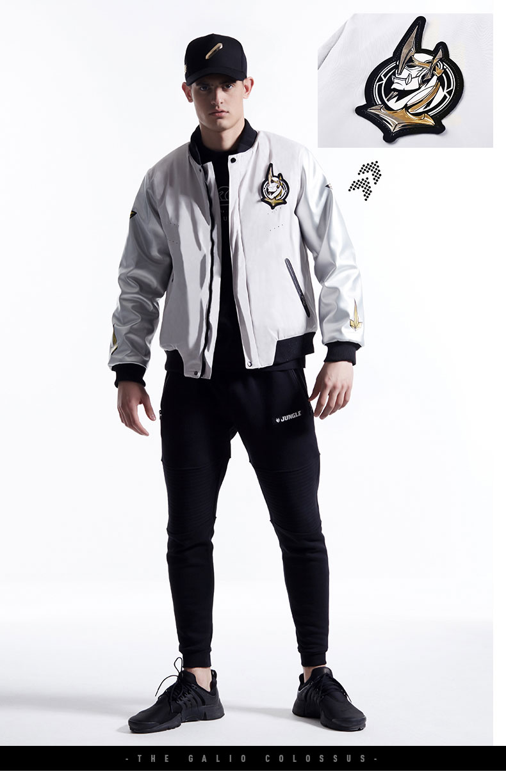Quality Lol Galio Hero Jacket League Of Legends Zipper Jackets Zipper Jacket Jackets League Of Legends [ 1224 x 790 Pixel ]