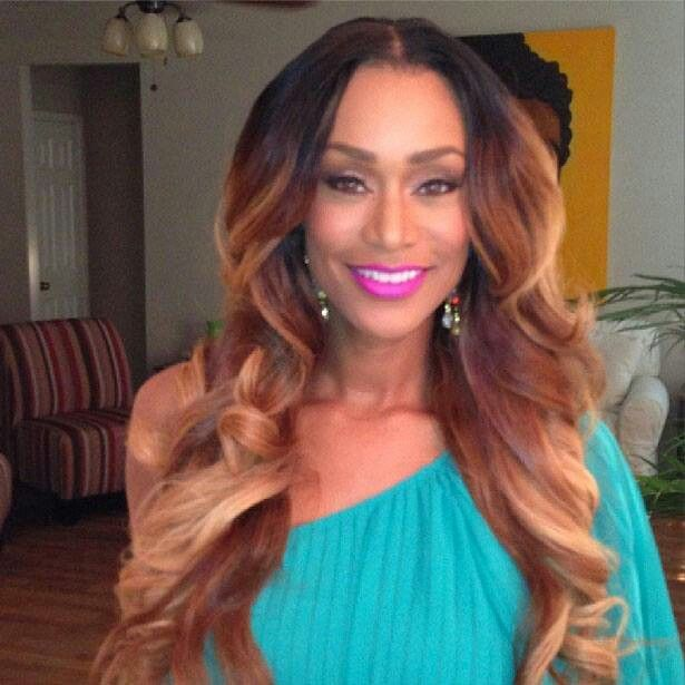 Tammy basketball wives...too much plastic | Before