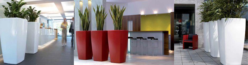 Jardines interiores de oficinas buscar con google pots - Macetas para interiores ...