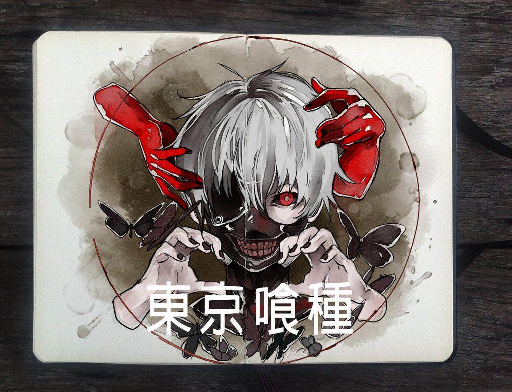 .: Ghoul by Picolo-kun on DeviantArt