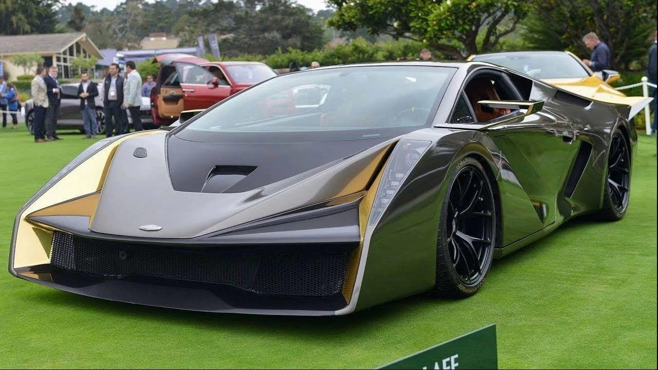 2019 Salaff C2 Concept For Supercar Lamborghini Gallardo Super Cars Lamborghini